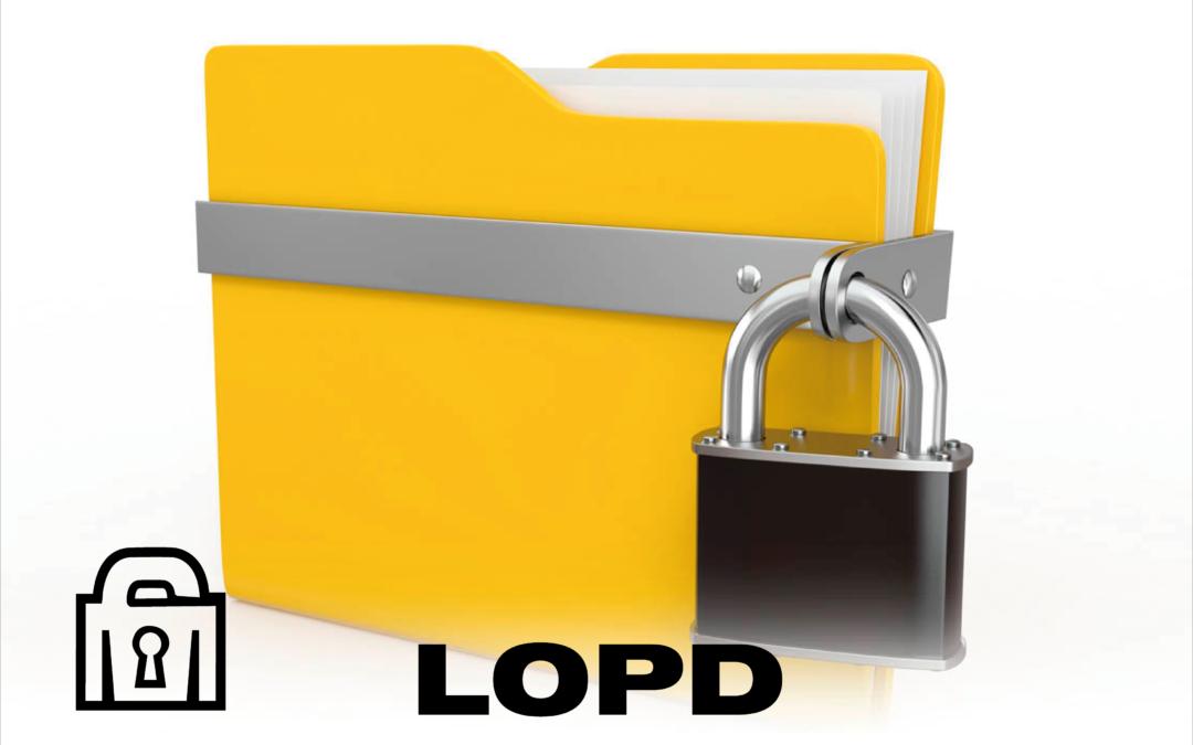 La Ley de Protección de Datos en las Comunidades de Propietarios