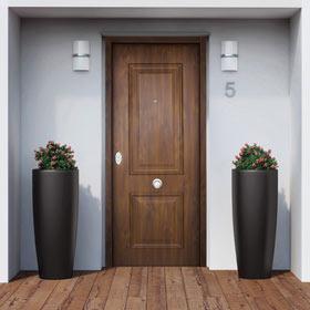 ¿Se necesita acuerdo de la Junta para que un propietario cambie la puerta de su casa?